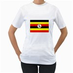 Uganda Flag Women s T-Shirt