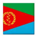Eritrea Flag Tile Coaster