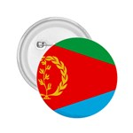 Eritrea Flag 2.25  Button