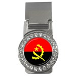 Angola Flag Money Clip (CZ)