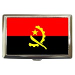 Angola Flag Cigarette Money Case