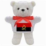Angola Flag Teddy Bear