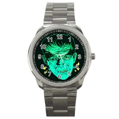 Framk Sport Metal Watch