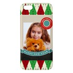merry christmas - Apple iPhone 5 Premium Hardshell Case