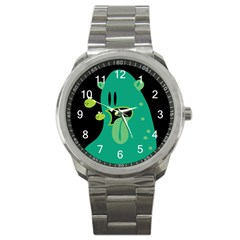 Monster Sport Metal Watch