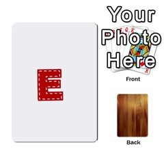 Study Card By Divad Brown   Playing Cards 54 Designs   Bs21use55g9l   Www Artscow Com Front - Joker1