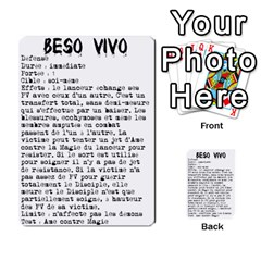 Dfbop 2 By Pascal Oliet   Multi Purpose Cards (rectangle)   Z29o60lpd4pj   Www Artscow Com Front 37