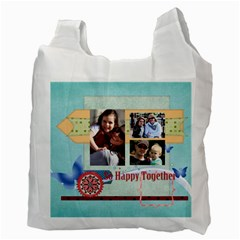 Family By Family   Recycle Bag (two Side)   O6o7czwz6zmf   Www Artscow Com Back