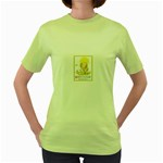 bestfriend Women s Green T-Shirt