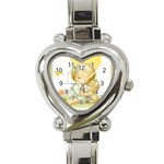 bestfriend Heart Italian Charm Watch