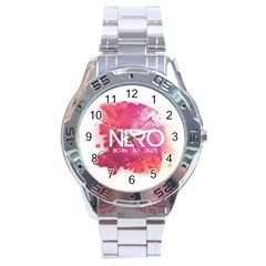 Nero ! Watch Stainless Steel Watch