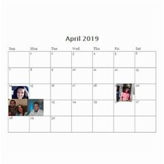 Naylor 2013 By Trisha   Wall Calendar 8 5  X 6    2yzi53mw55nh   Www Artscow Com Apr 2014