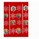 merry christmas - Large Garden Flag (Two Sides)