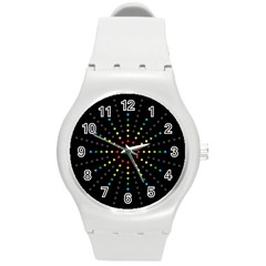 Fireworks Plastic Sport Watch (Medium) by Contest1762364