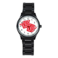My Lucky Time Sport Metal Watch (black)