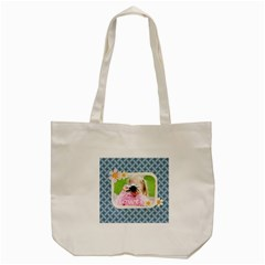 Merry Christmas By Joely   Tote Bag (cream)   0hriqy2v36nn   Www Artscow Com Back