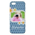 flower kids - Apple iPhone 5 Premium Hardshell Case