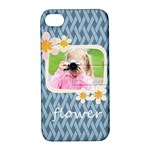 flower kids - Apple iPhone 4/4S Hardshell Case with Stand