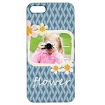 flower kids - Apple iPhone 5 Hardshell Case with Stand