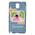flower kids - Samsung Galaxy Note 3 N9005 Hardshell Case