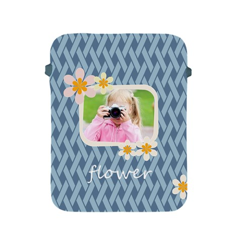 Flower Kids By Joely   Apple Ipad 2/3/4 Protective Soft Case   Cvqgttpa7pq2   Www Artscow Com Front
