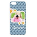 flower kids - Apple iPhone 5 Seamless Case (White)