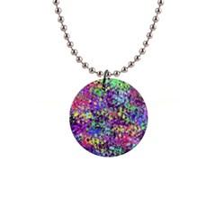 Fantasy Button Necklace by Siebenhuehner