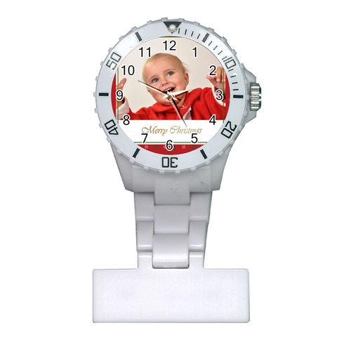 Merry Chriatmas By Man   Plastic Nurses Watch   Nog8i6q6p1au   Www Artscow Com Front