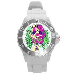 Bozo Zombie Plastic Sport Watch (large)