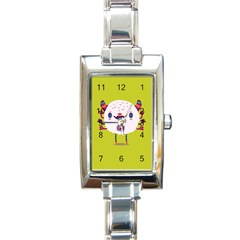 Moshi Watch Rectangular Italian Charm Watch by Contest1771913