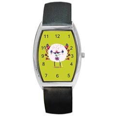 Moshi Watch Tonneau Leather Watch by Contest1771913