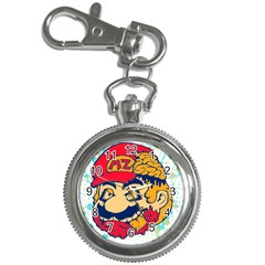 Mario Zombie Key Chain & Watch by Contest1731890