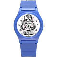 Delicious Plastic Sport Watch (small) by Contest1731890