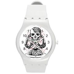 Delicious Plastic Sport Watch (medium) by Contest1731890