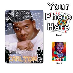 Carltoncards By Tom Guyett   Playing Cards 54 Designs   A2g3wfmsipnl   Www Artscow Com Front - Spade6