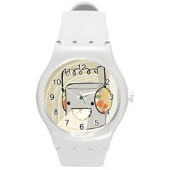 Happy Beam Plastic Sport Watch (Medium) by RachelIsaacs