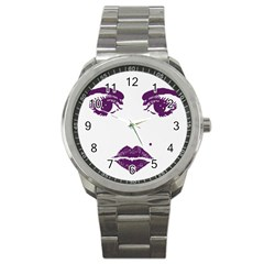 Beauty Time Sport Metal Watch by Contest1704350