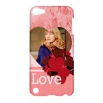 love - Apple iPod Touch 5 Hardshell Case
