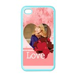 love - Apple iPhone 4 Case (Color)
