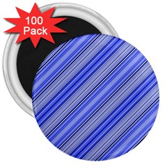 Lines 3  Button Magnet (100 Pack) by Siebenhuehner