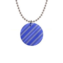 Lines Button Necklace by Siebenhuehner