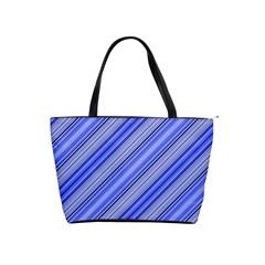 Lines Large Shoulder Bag by Siebenhuehner
