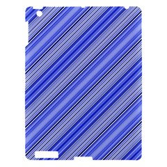 Lines Apple Ipad 3/4 Hardshell Case by Siebenhuehner