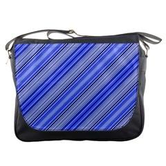 Lines Messenger Bag by Siebenhuehner