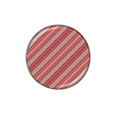 Lines Golf Ball Marker 4 Pack (for Hat Clip) by Siebenhuehner