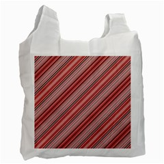 Lines Recycle Bag (one Side) by Siebenhuehner