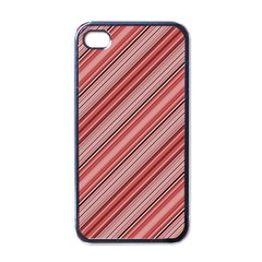 Lines Apple Iphone 4 Case (black) by Siebenhuehner
