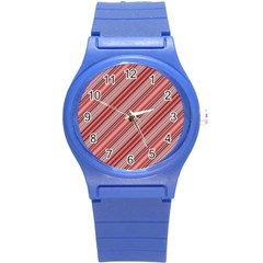 Lines Plastic Sport Watch (small) by Siebenhuehner