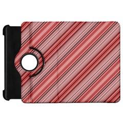 Lines Kindle Fire Hd 7  Flip 360 Case by Siebenhuehner