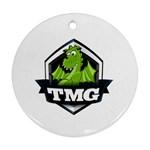 TMG Logo Ornament - Ornament (Round)